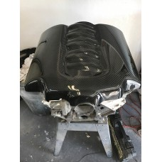 LS 1-Piece Engine Cover (Carbon Fiber)