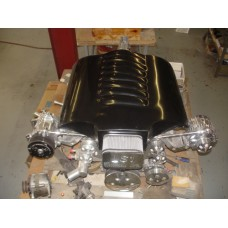 LS 1-Piece Engine Cover (Fiberglass)